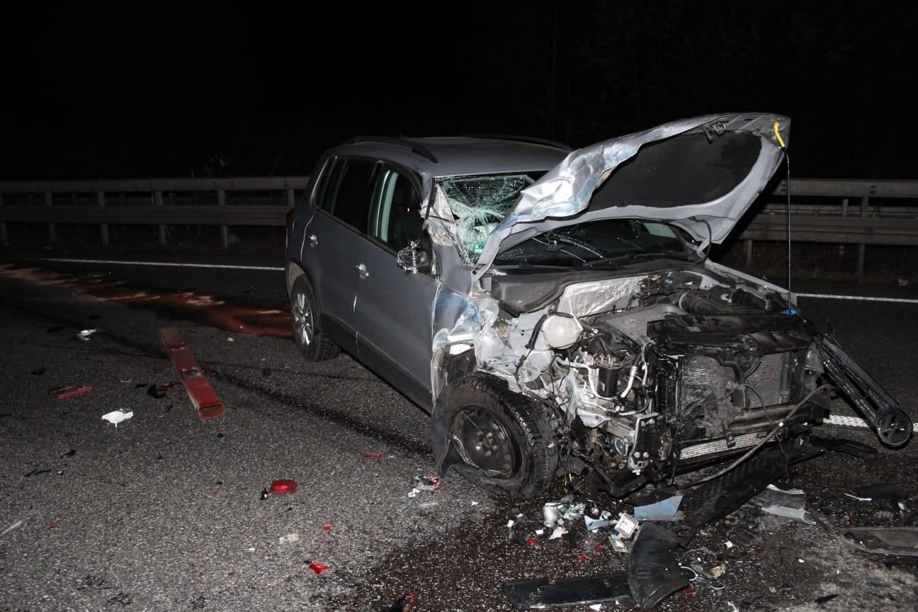 Unfall A61 Meckenheim