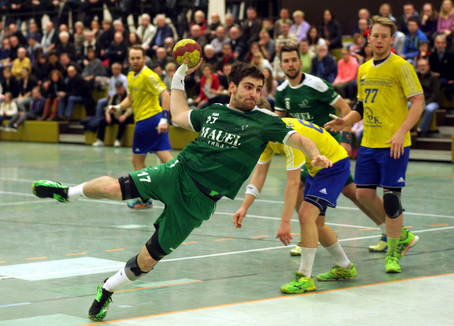Handball Spielzeit