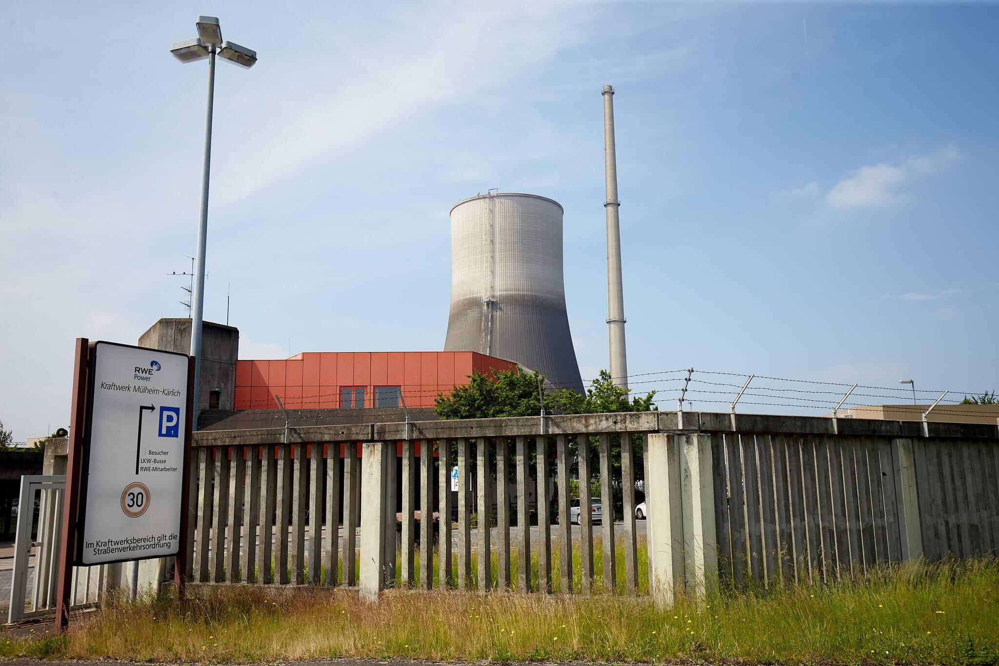 Mülheim kärlich atomkraftwerk