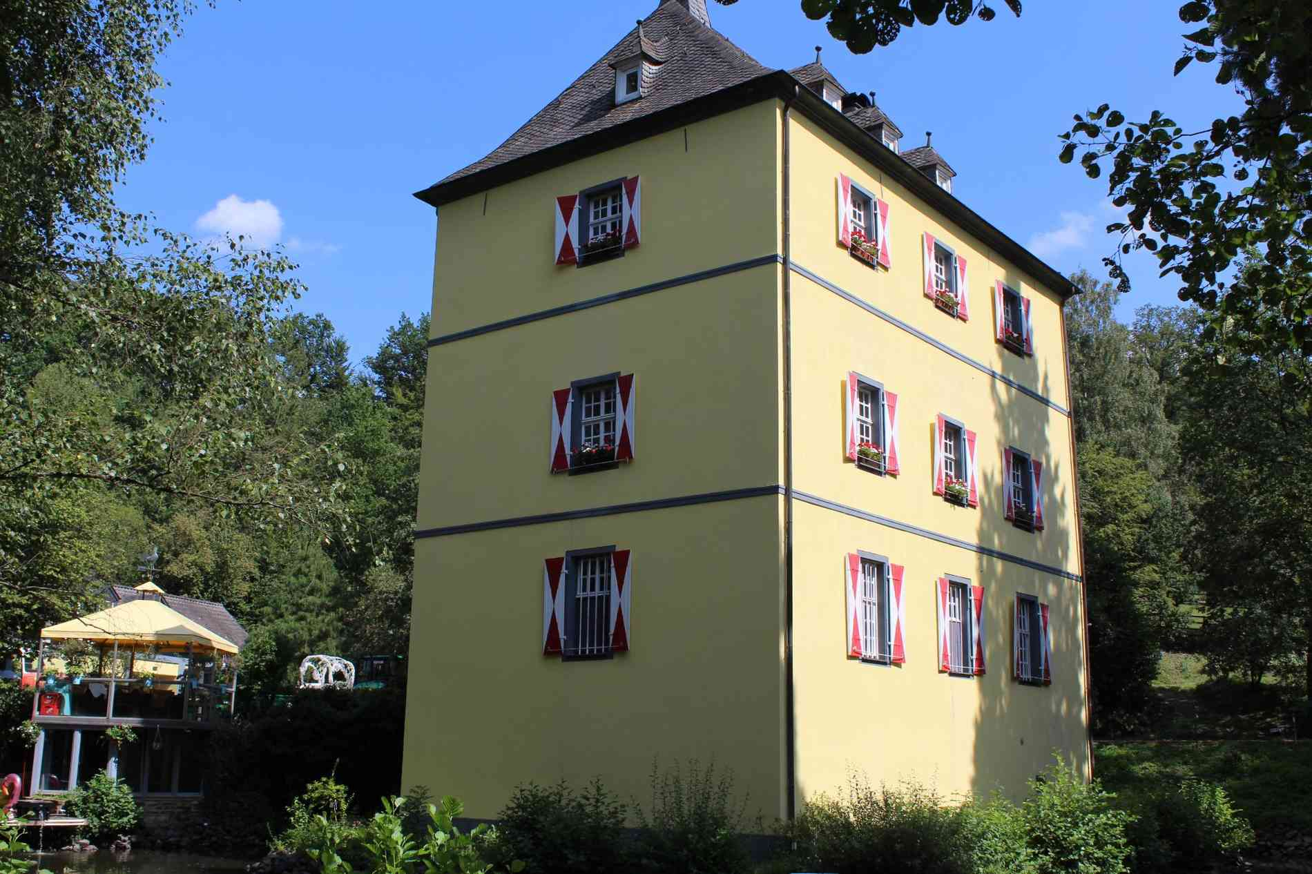 Burg Welterode