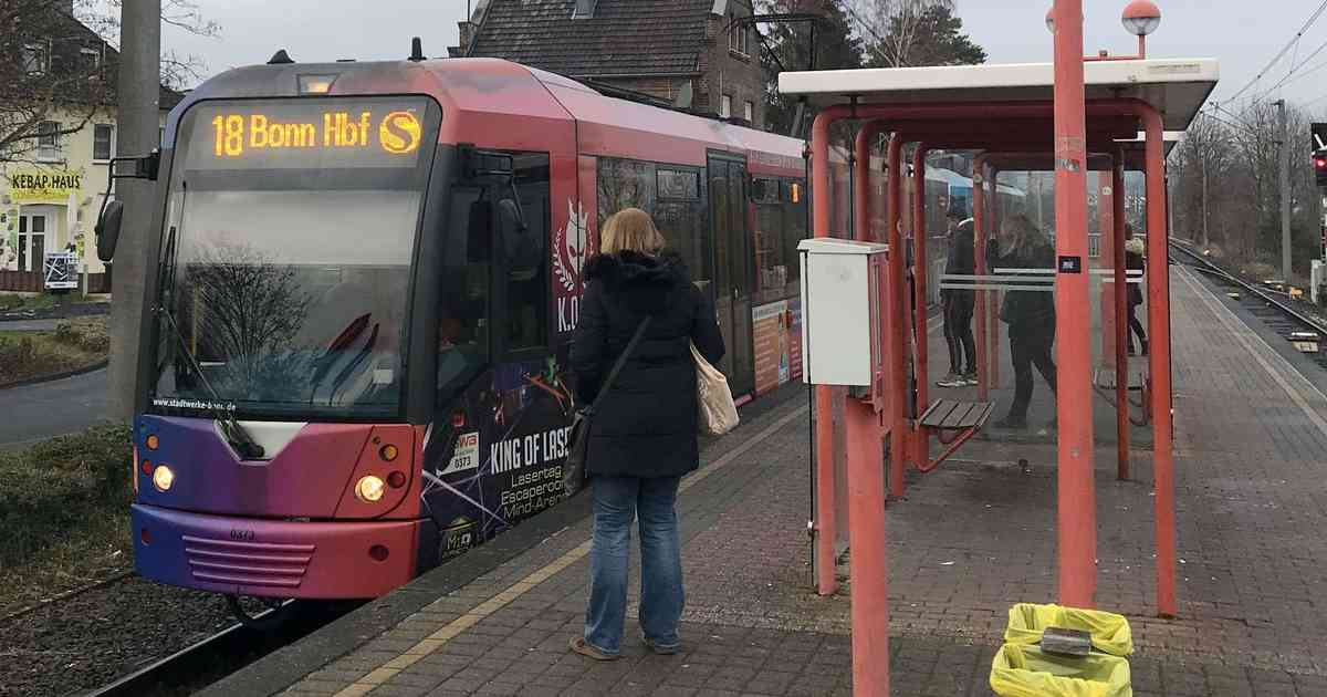 Linie 18 Köln Bonn