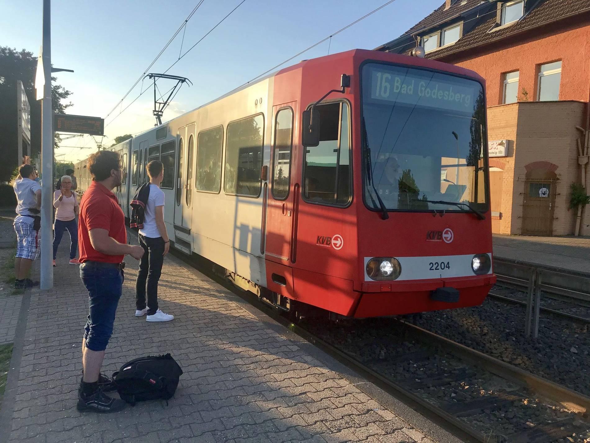 Linie 63 Bonn