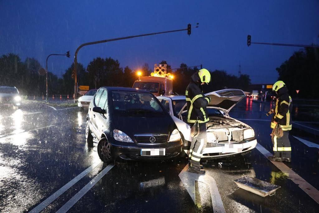 Unfall A560 Aktuell