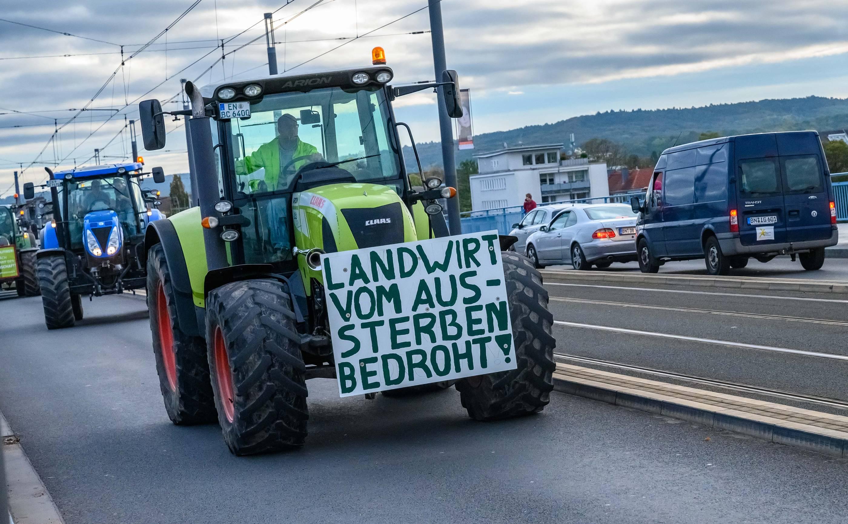 Demo Bonn 22.10