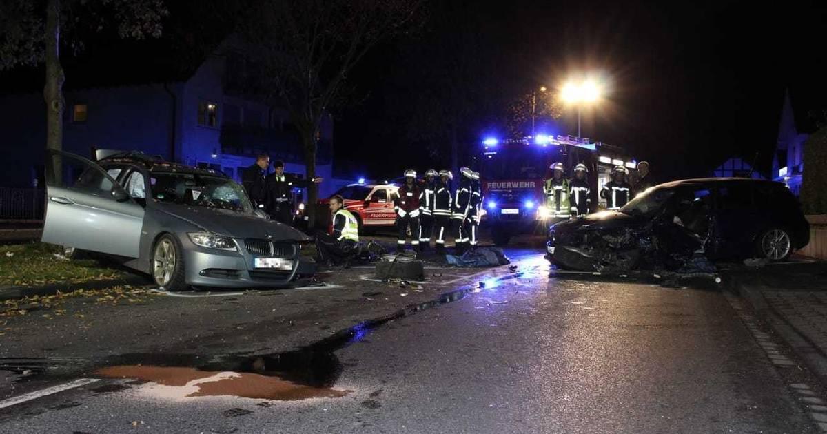 Drei Verletzte auf Aegidienberger Straße: Mann bei Unfall in Bad Honnef offenbar alkoholisiert - General-Anzeiger