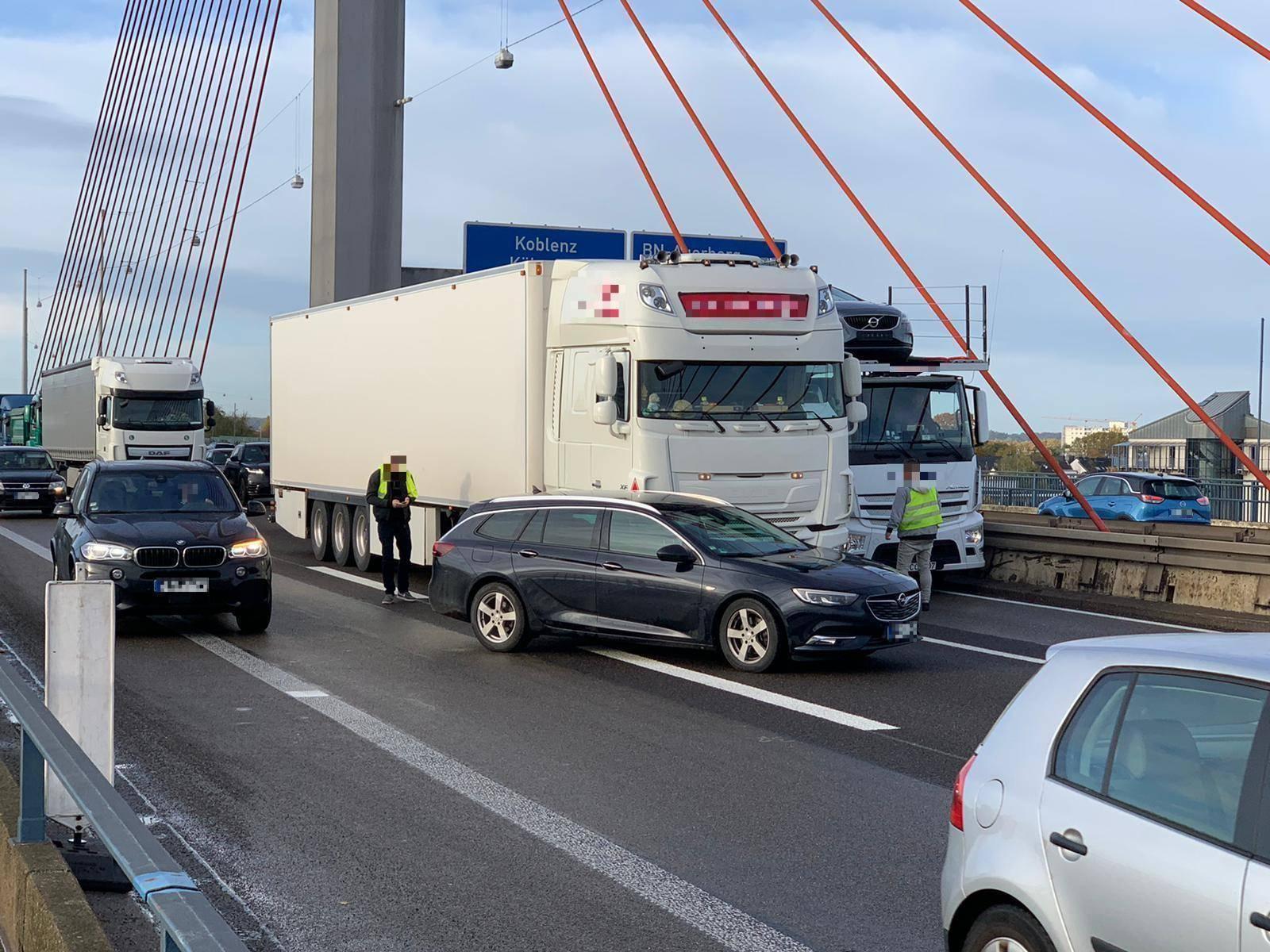 Stau Bonn A565
