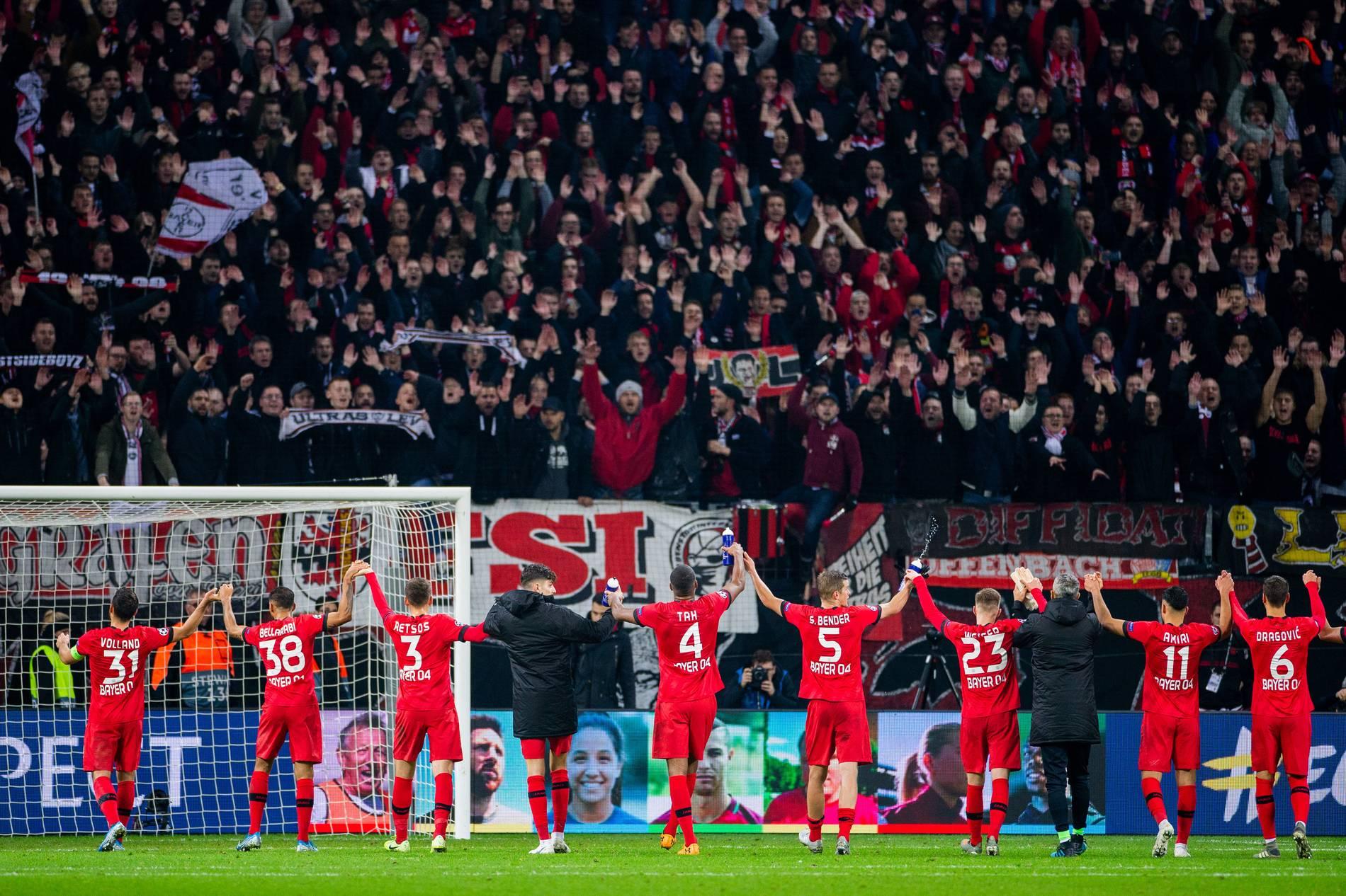 Champions League Bayer