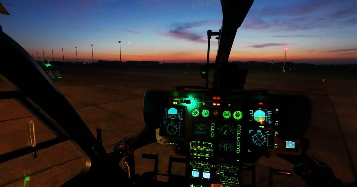 Ausbildungsflüge der Bundespolizei: Mehr Fluglärm über Sankt Augustin möglich - General-Anzeiger