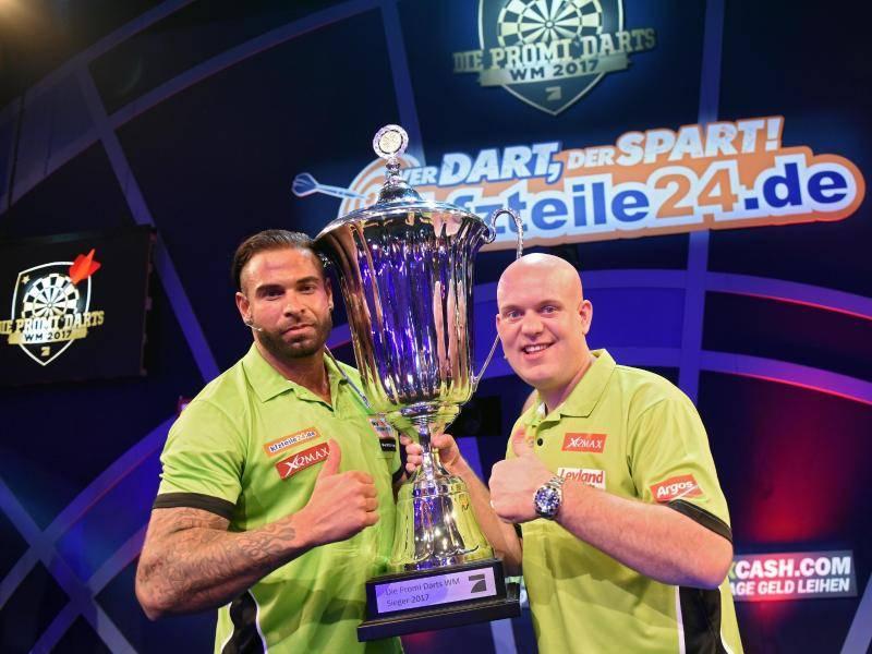 Promi-Darts-WM 2020 findet in Bonn statt - General-Anzeiger
