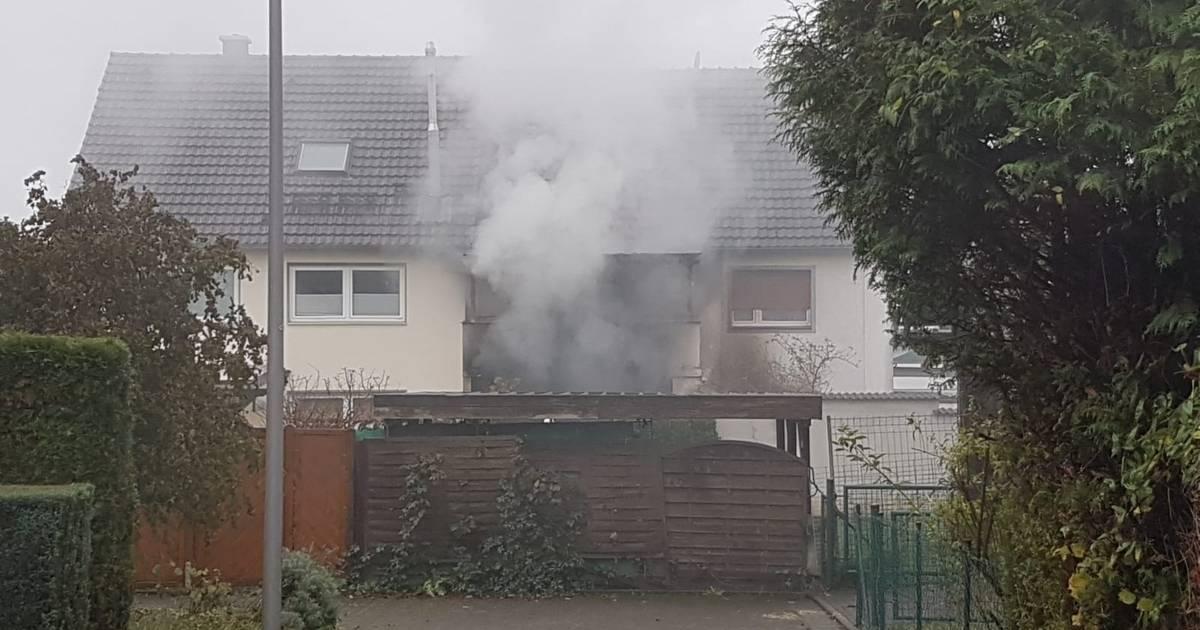 Brand in Siegburg: Zwei Hunde sterben bei Wohnhausbrand in Siegburg-Heide - General-Anzeiger