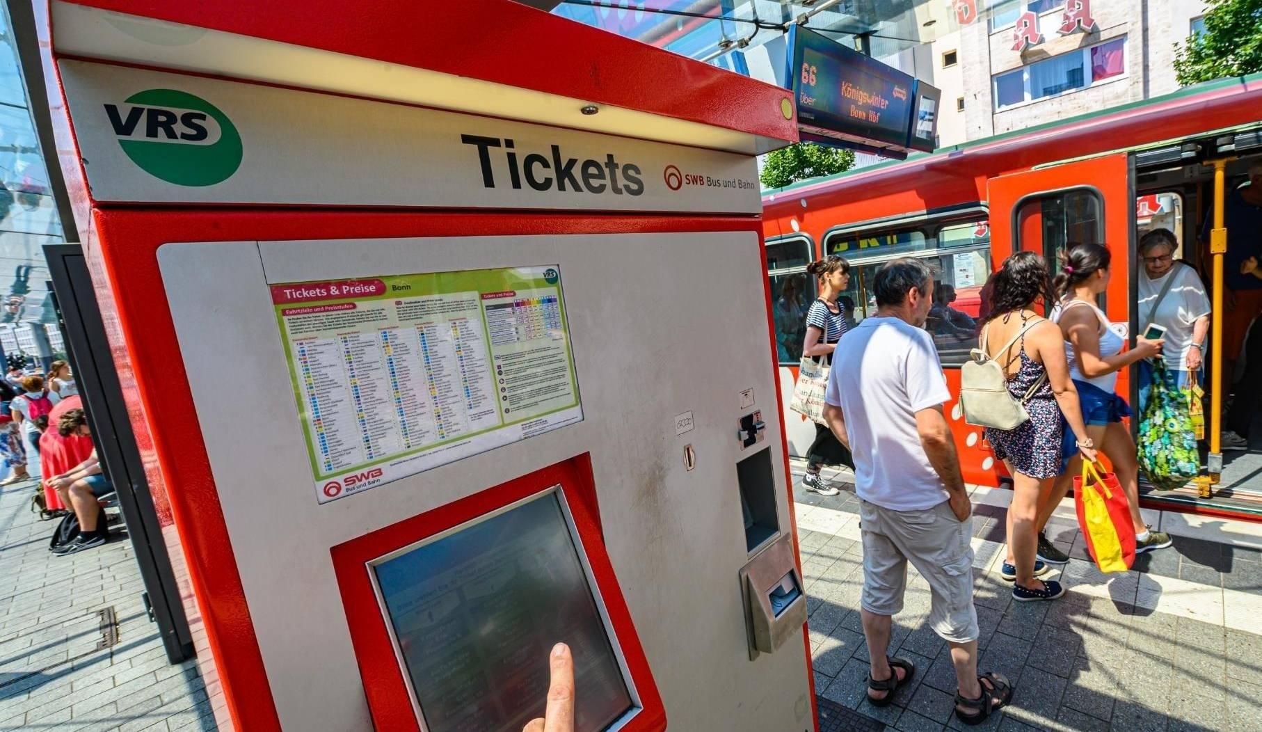 Bonn Ticket