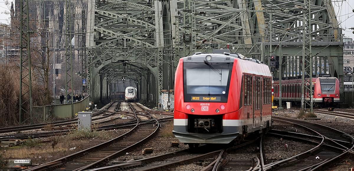 Deutsche Zug