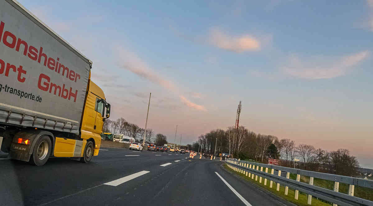 A565 road
