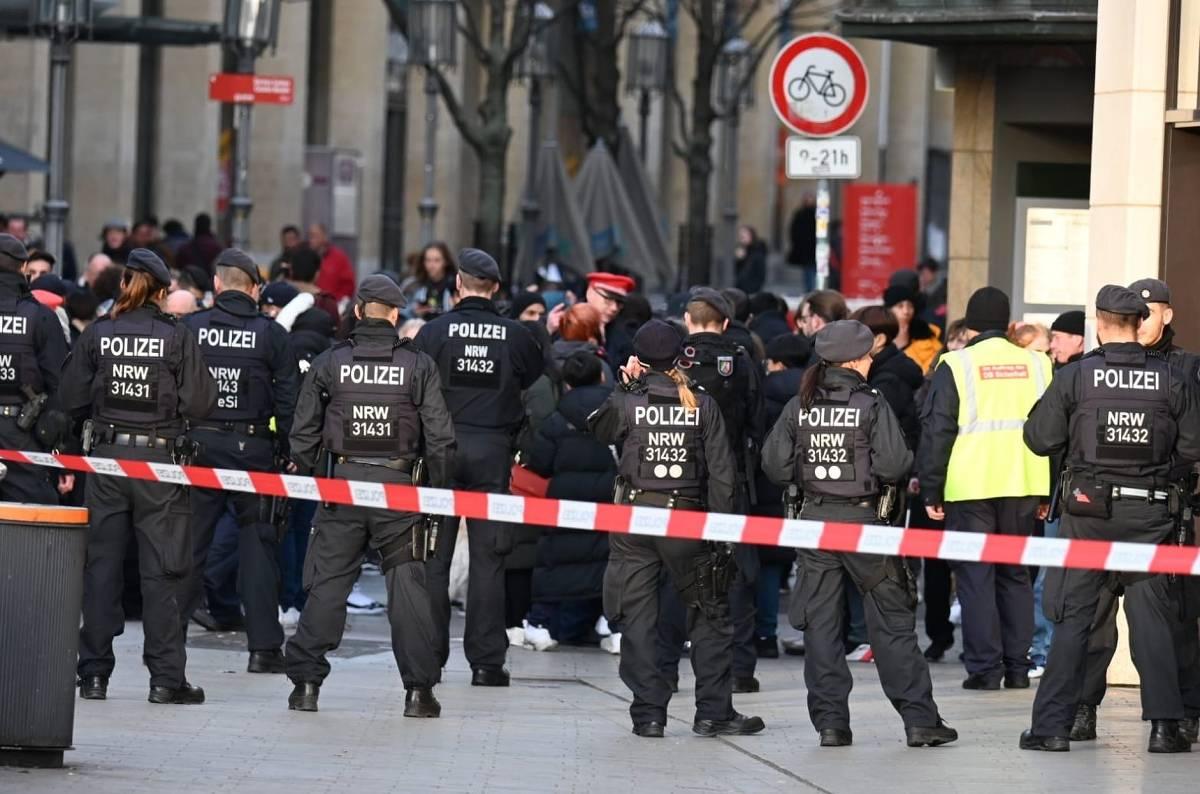 Bombendrohung Bonn Hbf