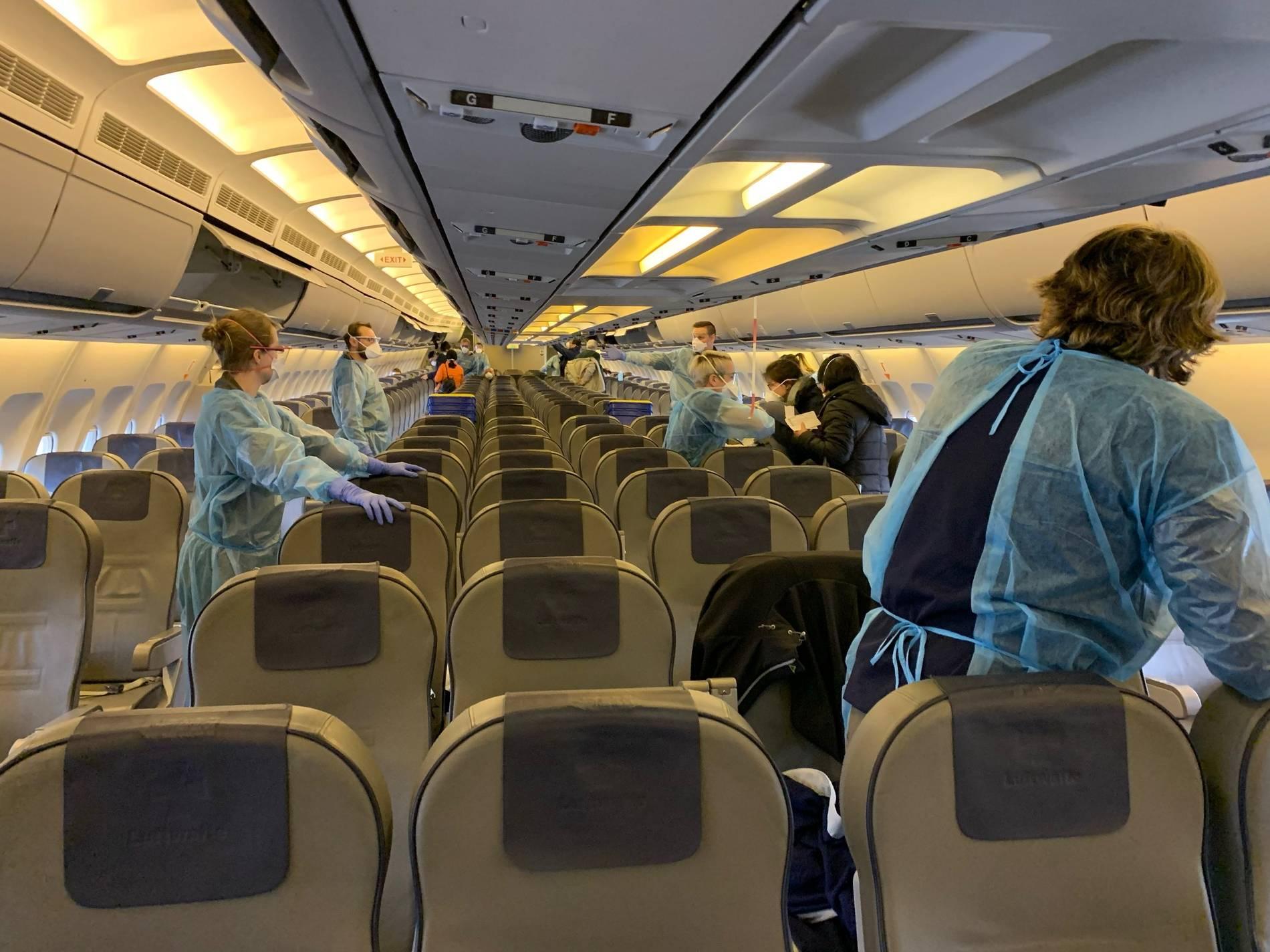 munich airport coronavirus