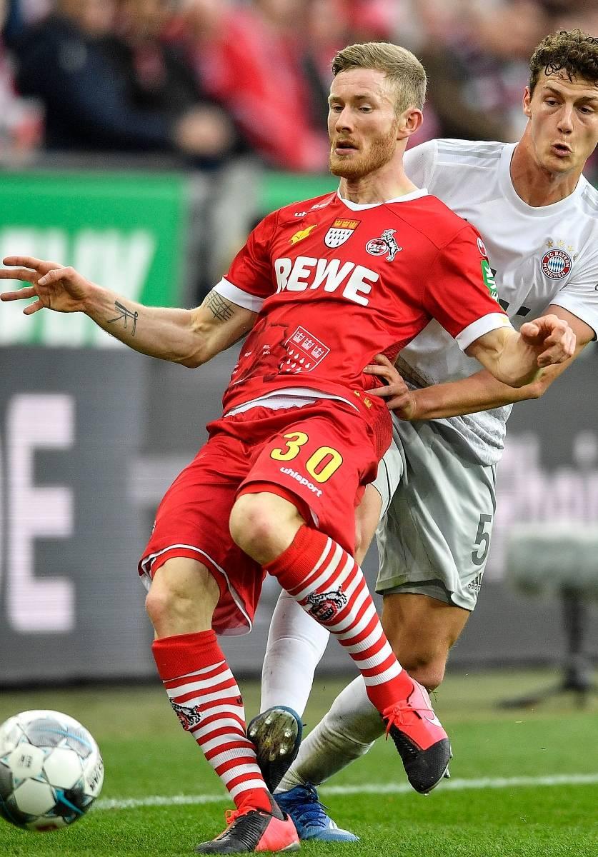1 Fc Koln Markus Gisdol Muss Mannschaft Gegen Hertha Bsc Umbauen
