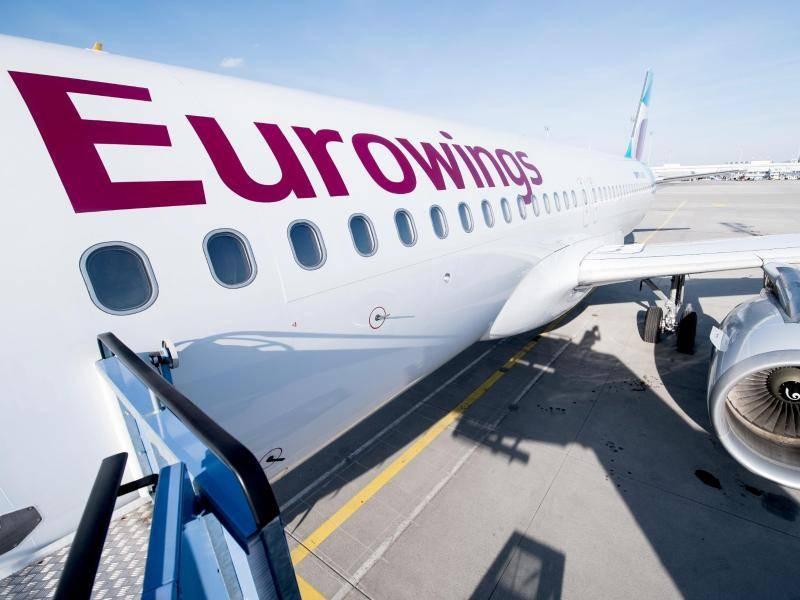 Extra-Kosten: Eurowings streicht freies zweites Handgepäck im Basic-Tarif
