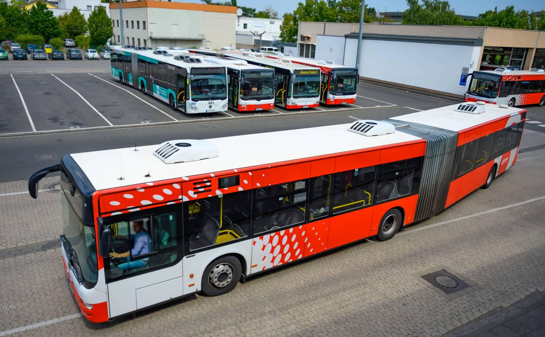 Bonn Bus 600
