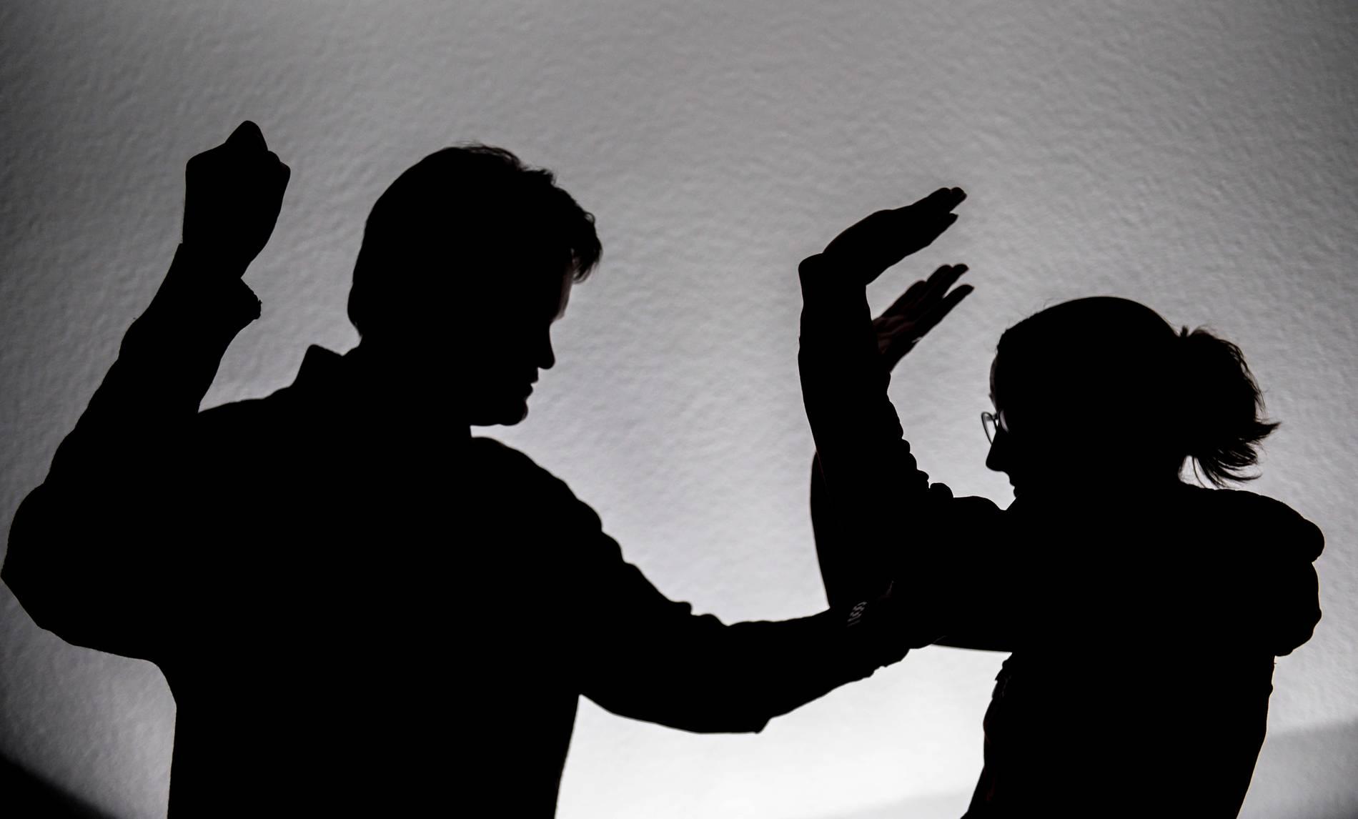 Häusliche Gewalt Corona