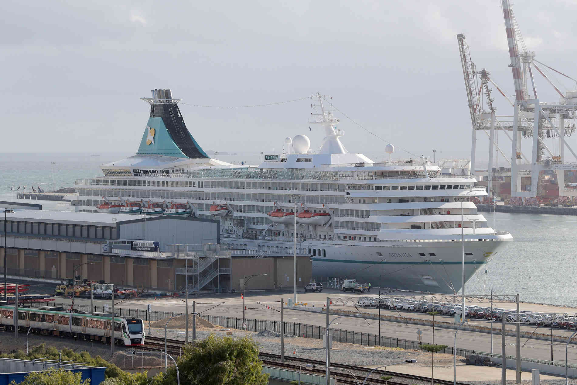 Corona-Drama auf Kreuzfahrtschiff