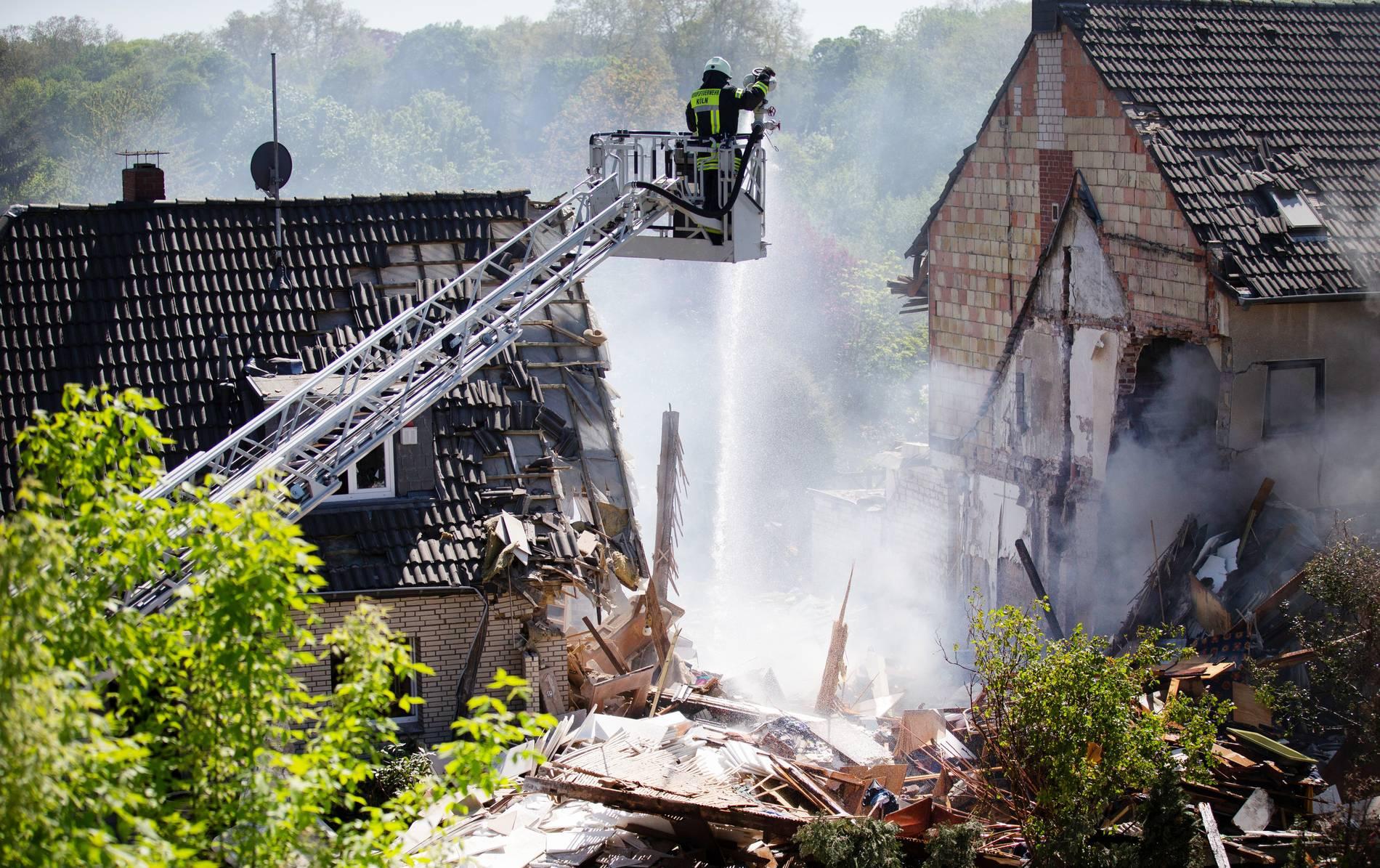 Buchheim Explosion