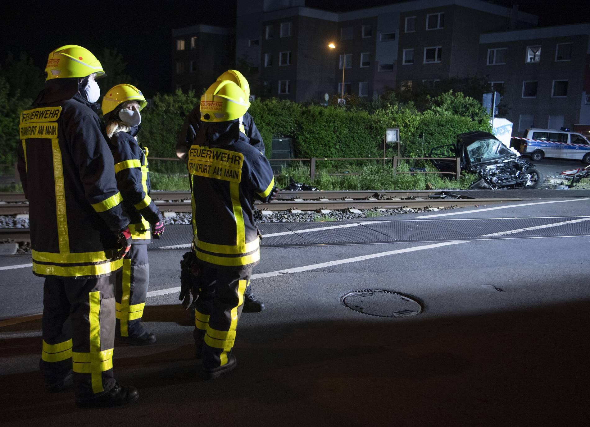 Frankfurt News Unfall