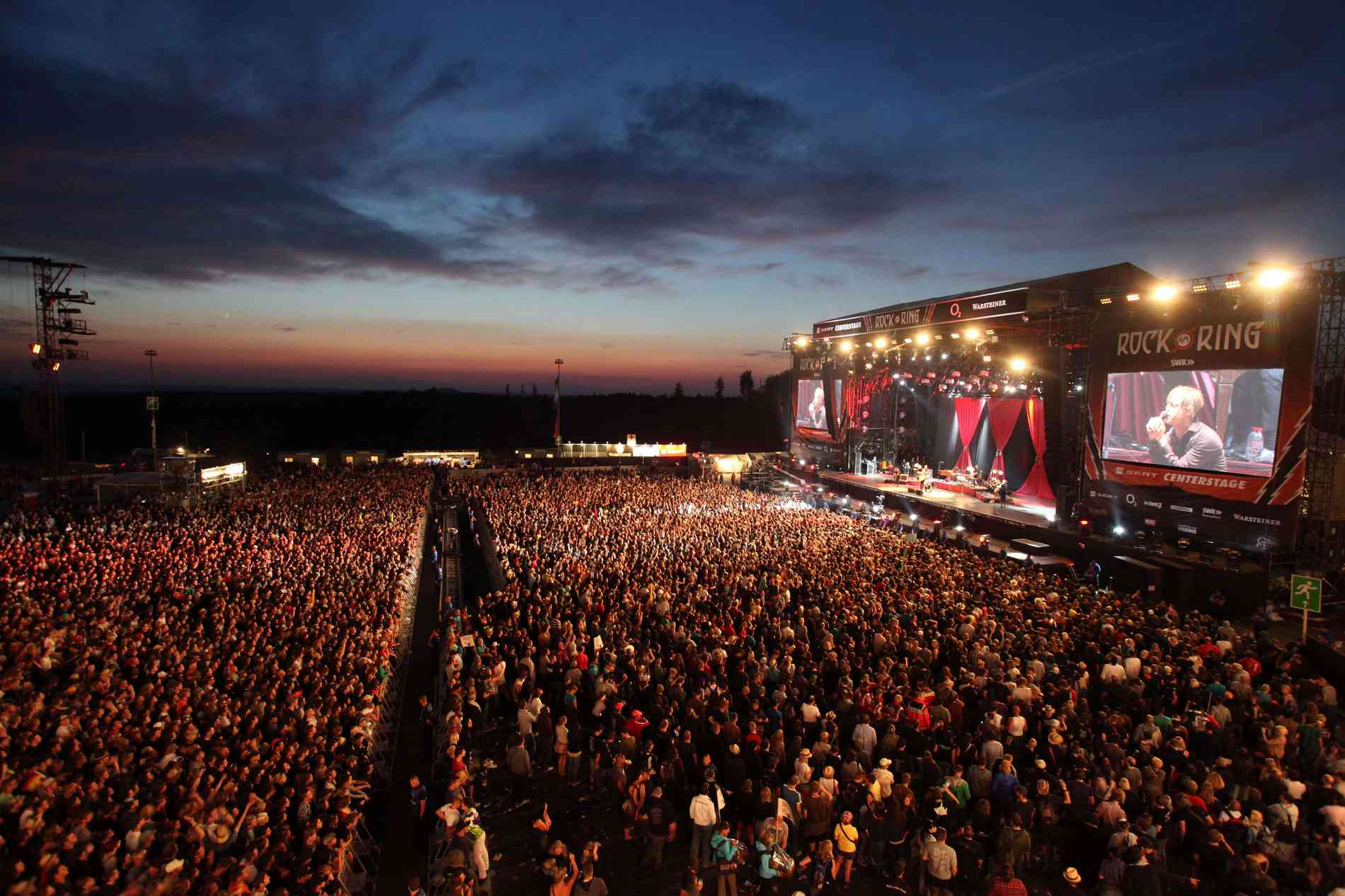 Rock Am Ring 2021 Corona