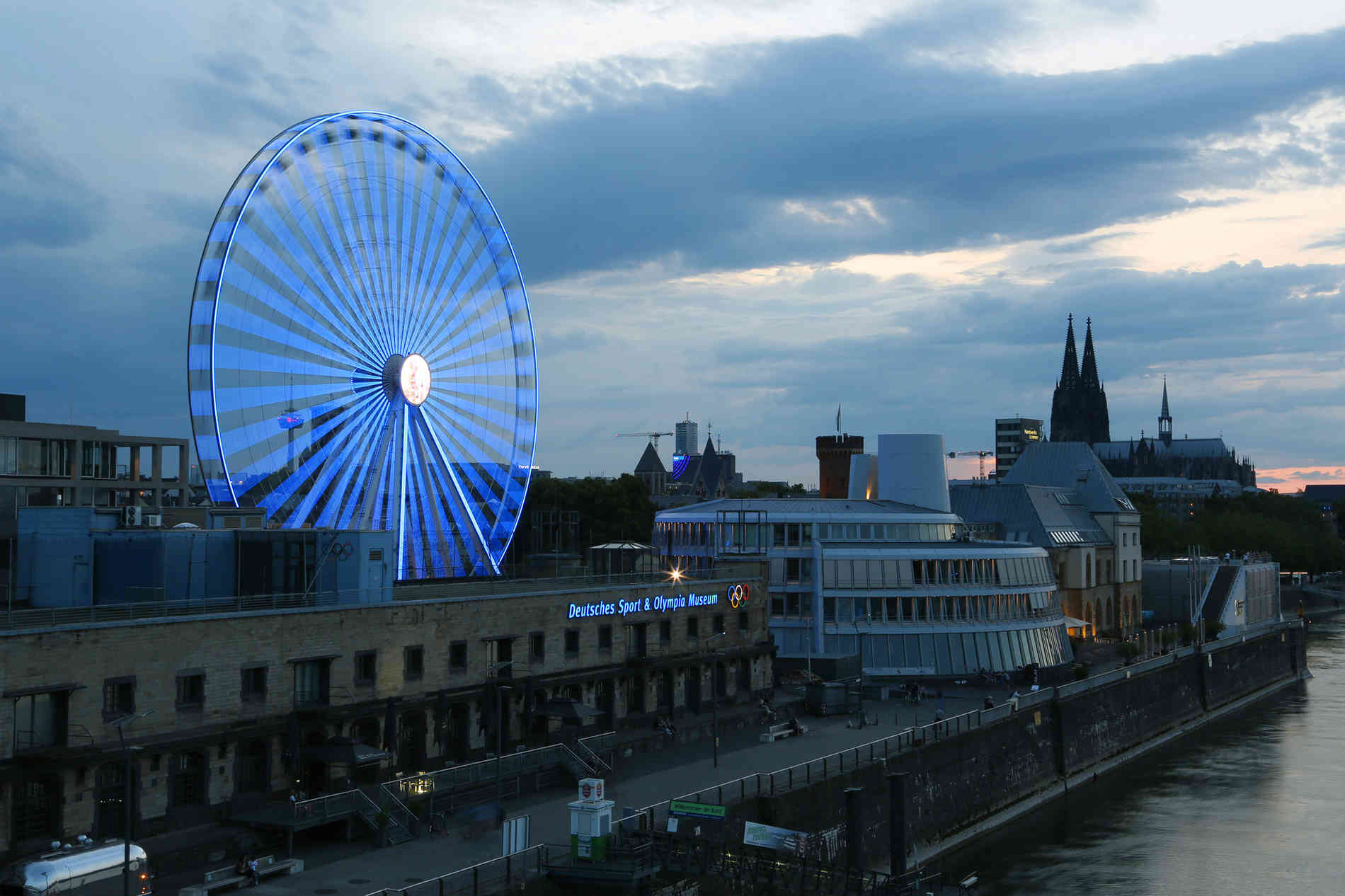 Köln Riesenrad