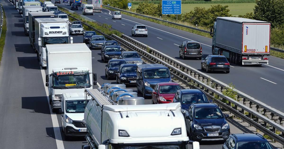 Verkehrsmeldungen Nordrhein-Westfalen