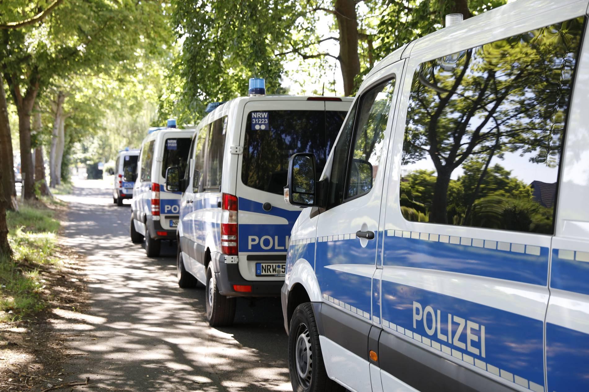 Bei Dreharbeiten in Köln - Angriff auf RTL-Team!