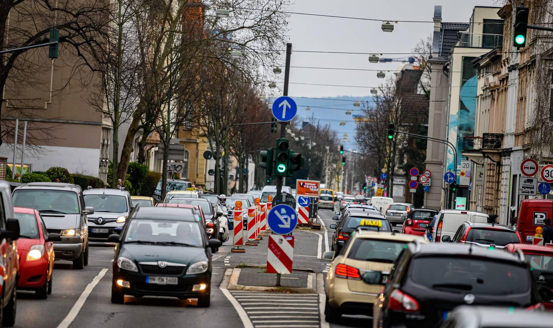 Staumeldung Bonn