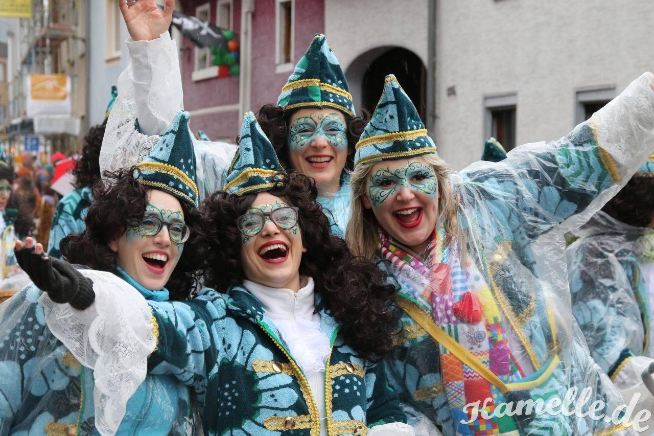 Frechener Karnevalszug 2021