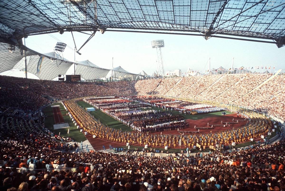 Ga Serie Best Of Olympia So Kamen Die Olympischen Spiele 1972 Nach Munchen