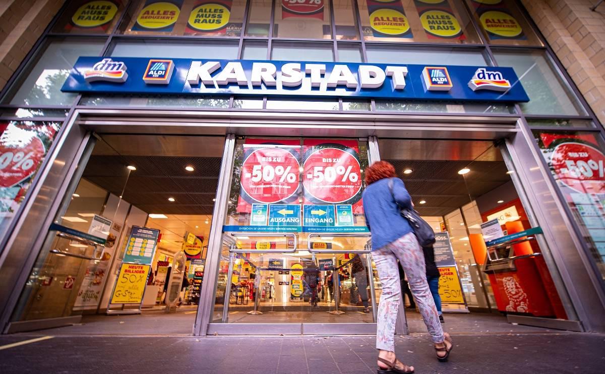 Karstadt Bonn Schließung