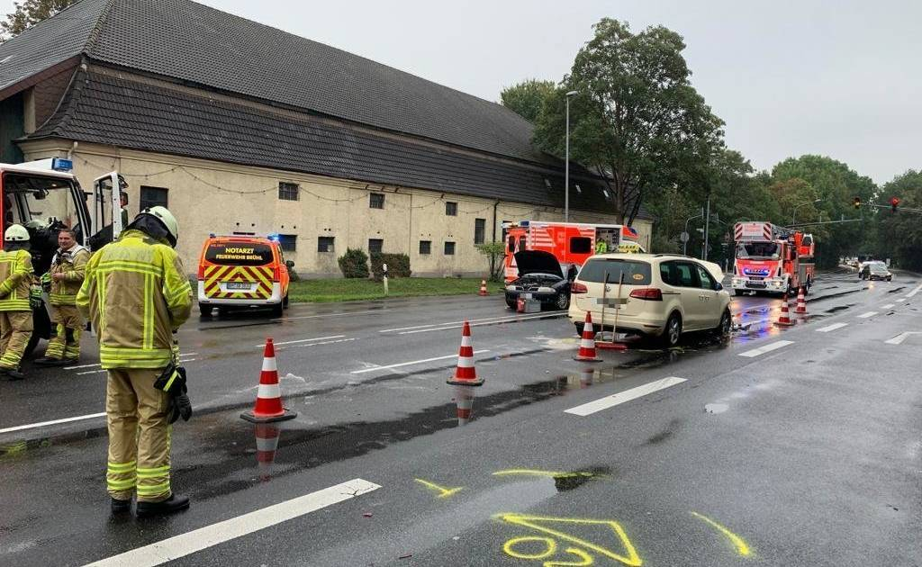 Wesseling Unfall