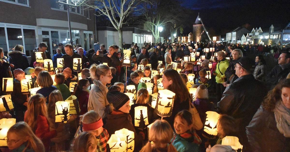 Martinszüge in Rheinbach und Karnevalszug in Meckenheim abgesagt