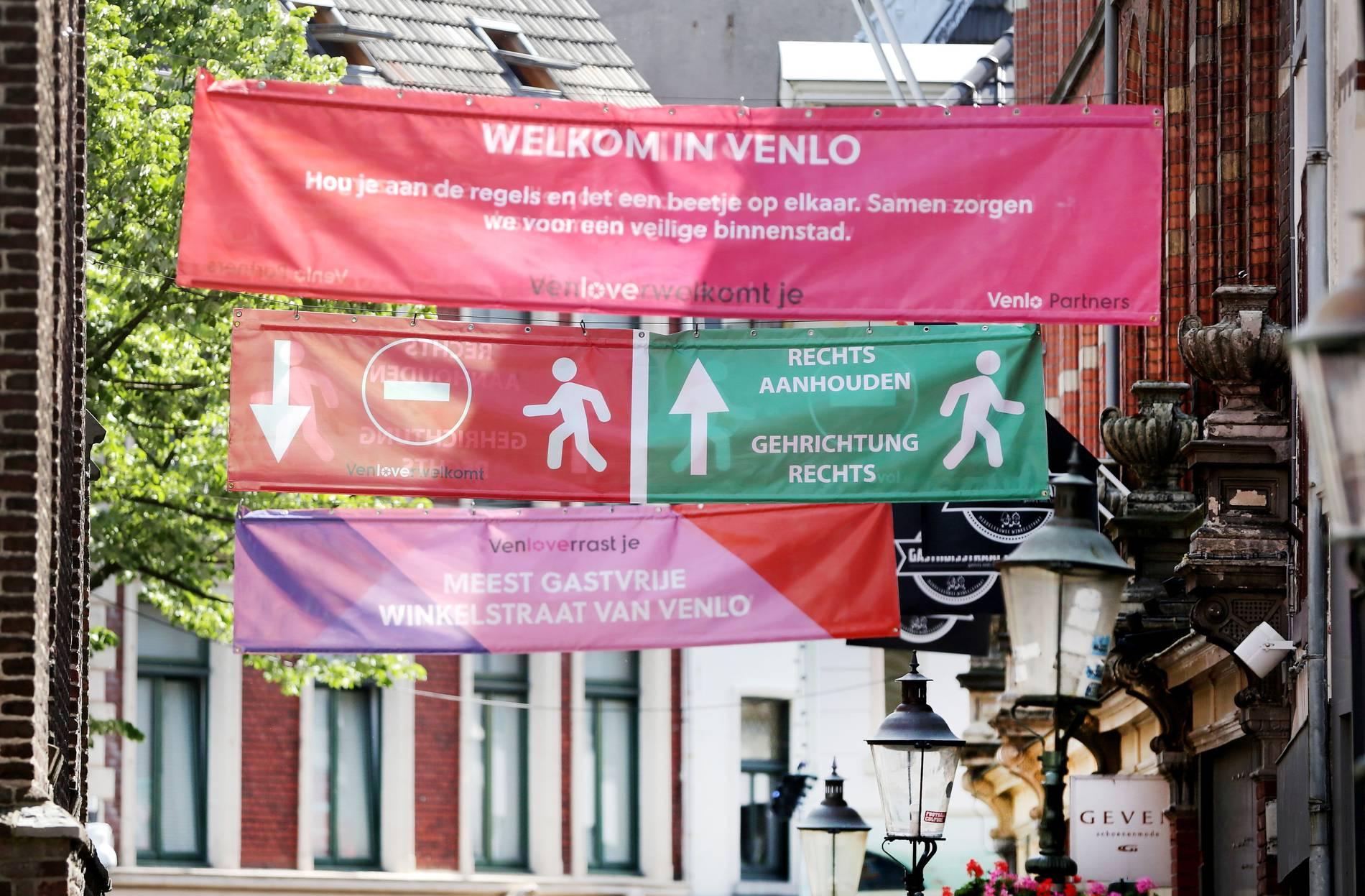 Corona-Reisewarnungen: Auch Venlo und Roermond in Limburg jetzt Risikogebiet