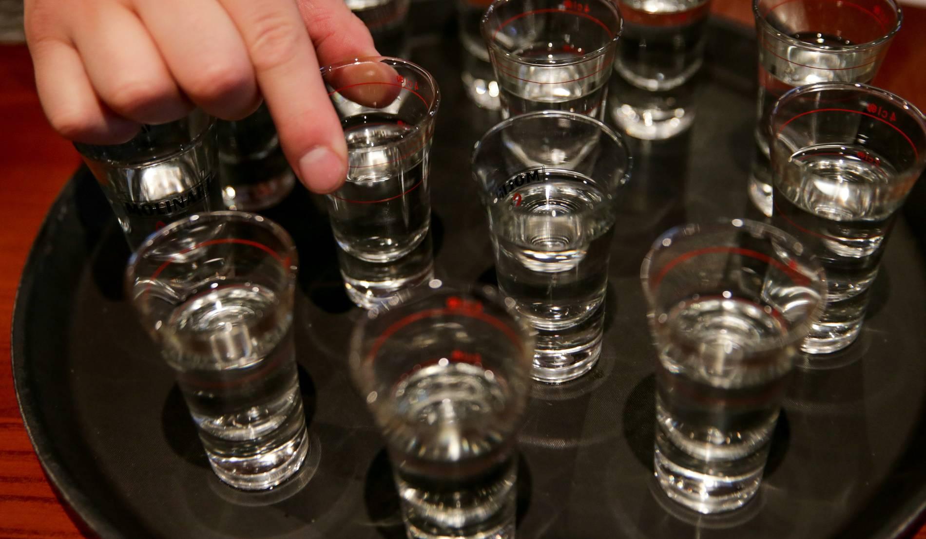 Medienberichte aus der Türkei - Mehr als 40 Tote durch gepanschten Alkohol