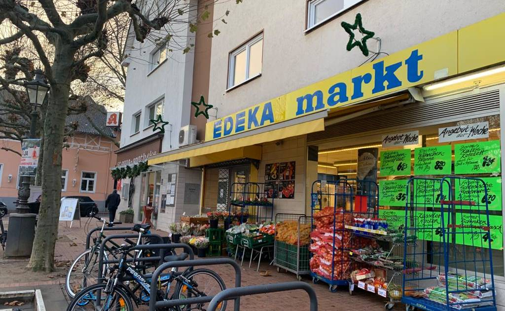 Unknown attackers rob supermarket in Bad Godesberg...